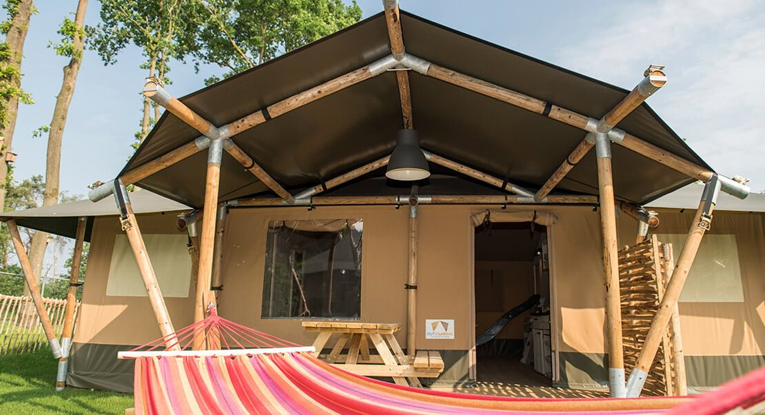 Luxury tents and glamping supplies