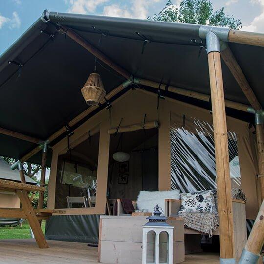 Outstanding Compact Safari tent