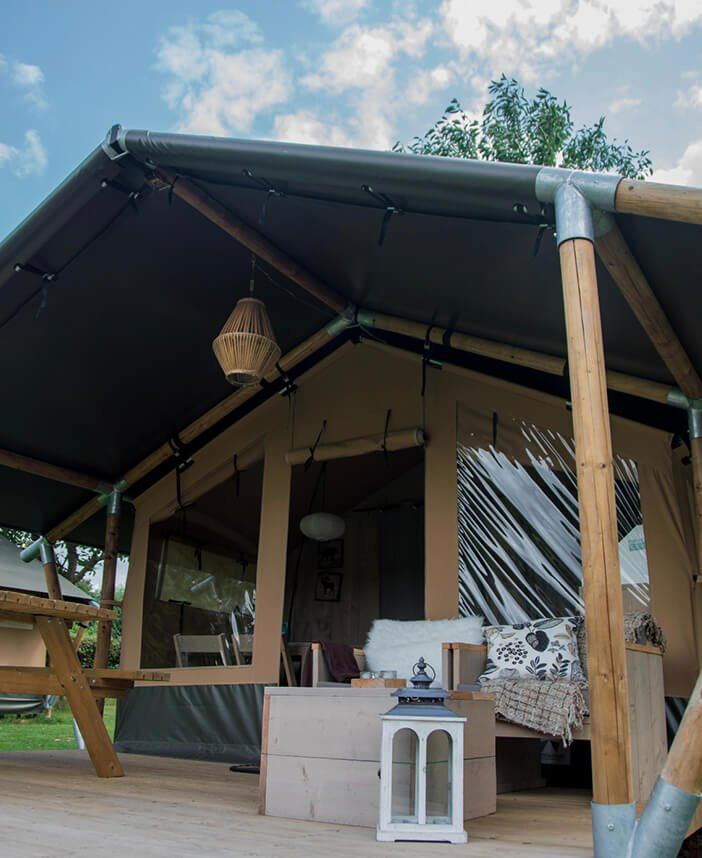 Luxury Glamping tents for sale
